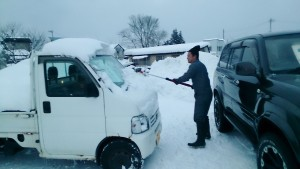 雪かき 001